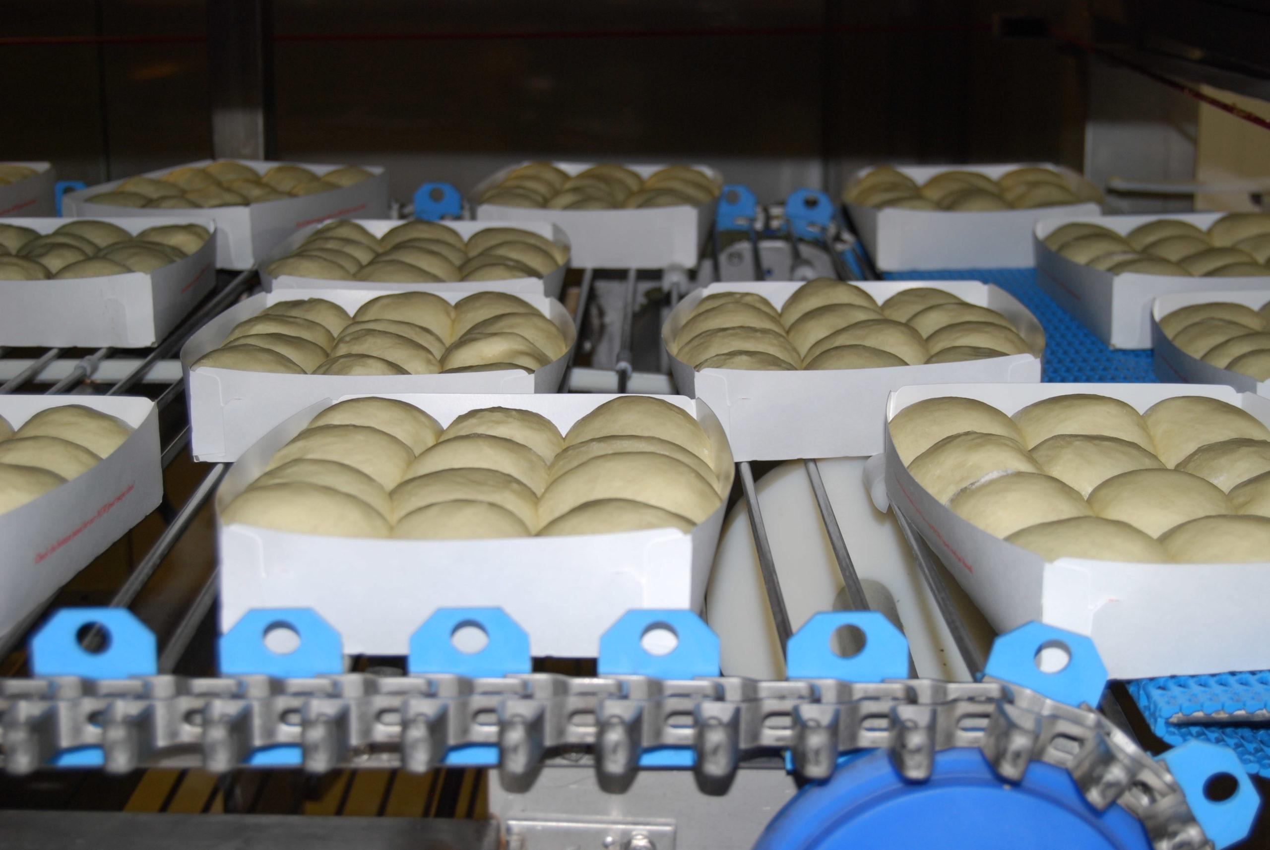 Kabartma sistemleri gıda sektörü
