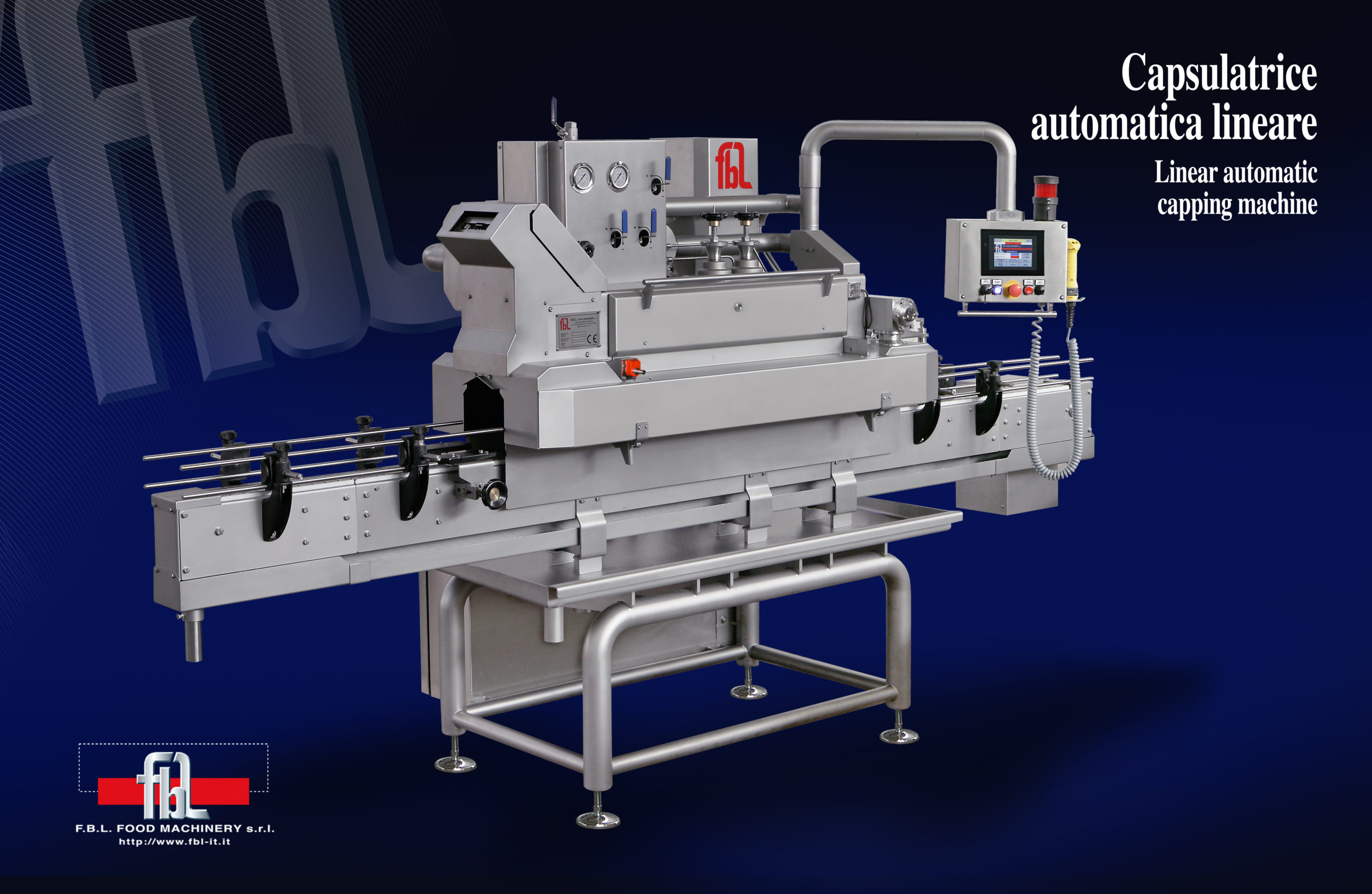 اف بی ال (F.B.L.) – ماشین آلات و تجهیزات برای صنعت غذایی