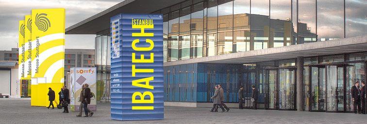 IBATECH İstanbul uzmanlık fuarı rekor sayılarla kapanıyor