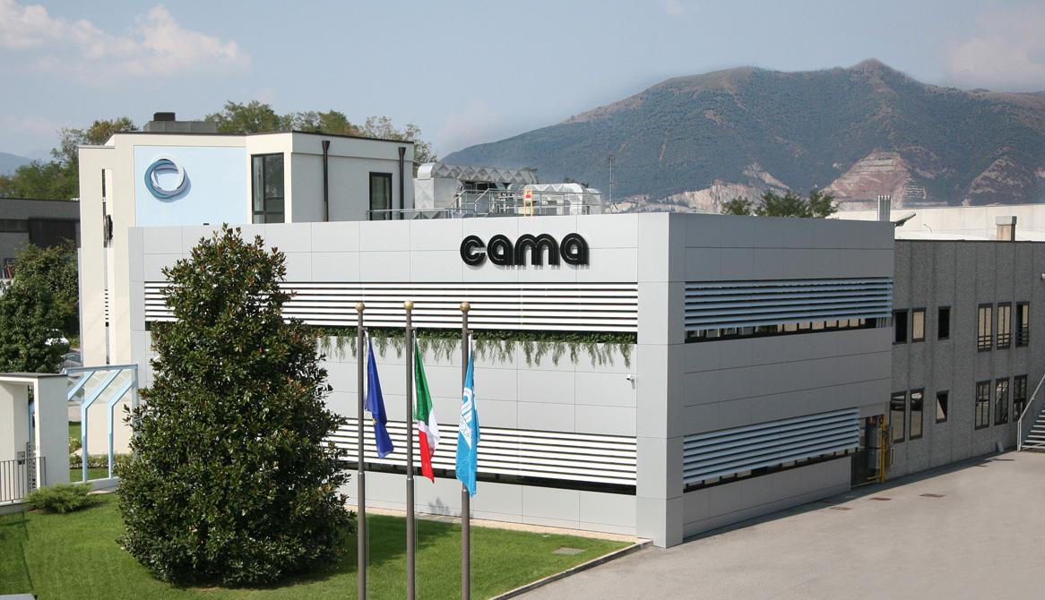 Objectif 100 pour Cama Group!