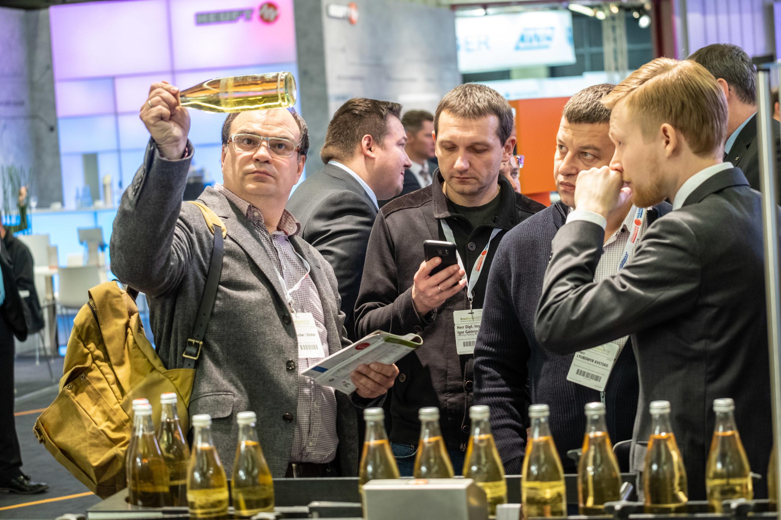 BrauBeviale 2019: Die Zukunftsfähigkeit der Getränkebranche im Blick