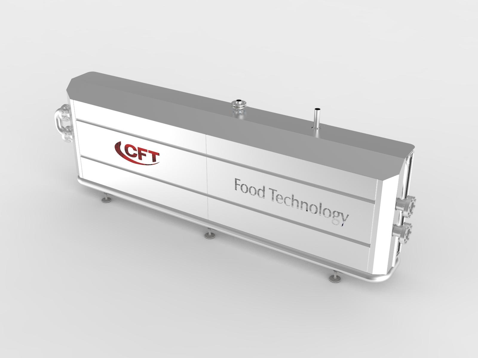 Cft group recientemente desveló sus nuevas tecnologías para el tratamiento de producto