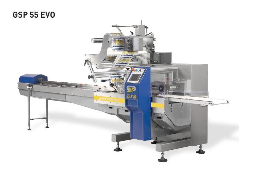 Máquinas embaladoras e sistemas automáticos de embalagem