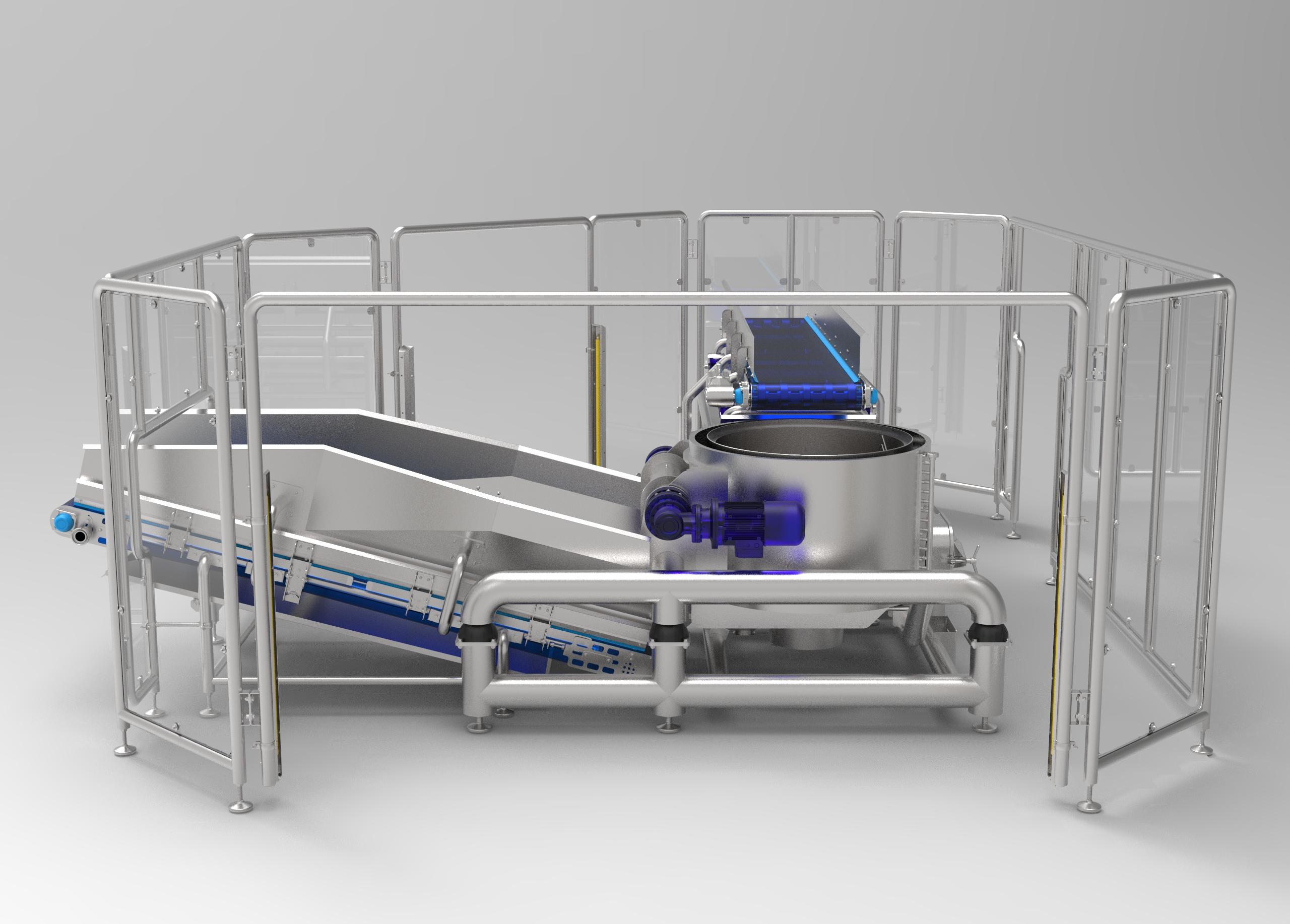 CFT GROUP desvelou recentemente suas novas tecnologias para tratamento de produto