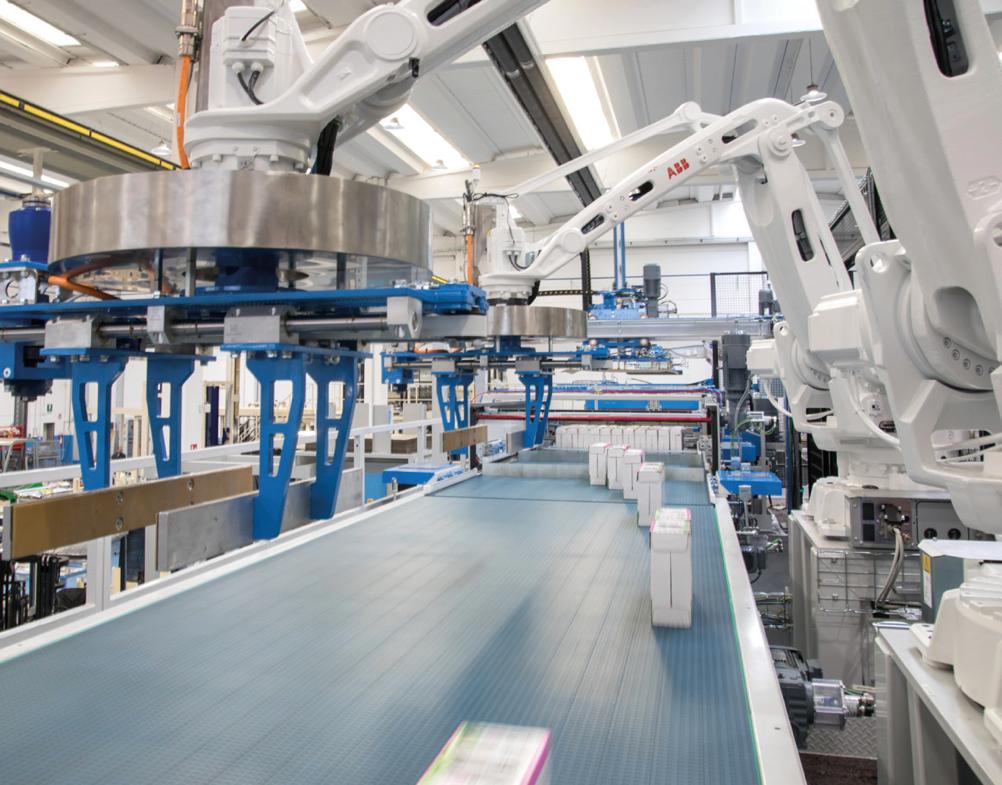 Итальянская сеть, лидер по переработке и упаковке