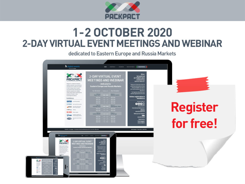 PACKPACT webinar and event