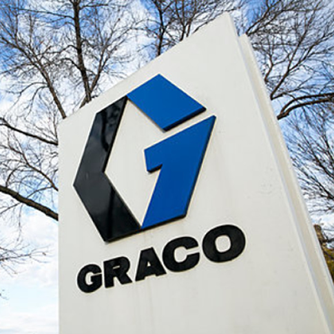 Graco's portfolio of sanitary pumps and equipment