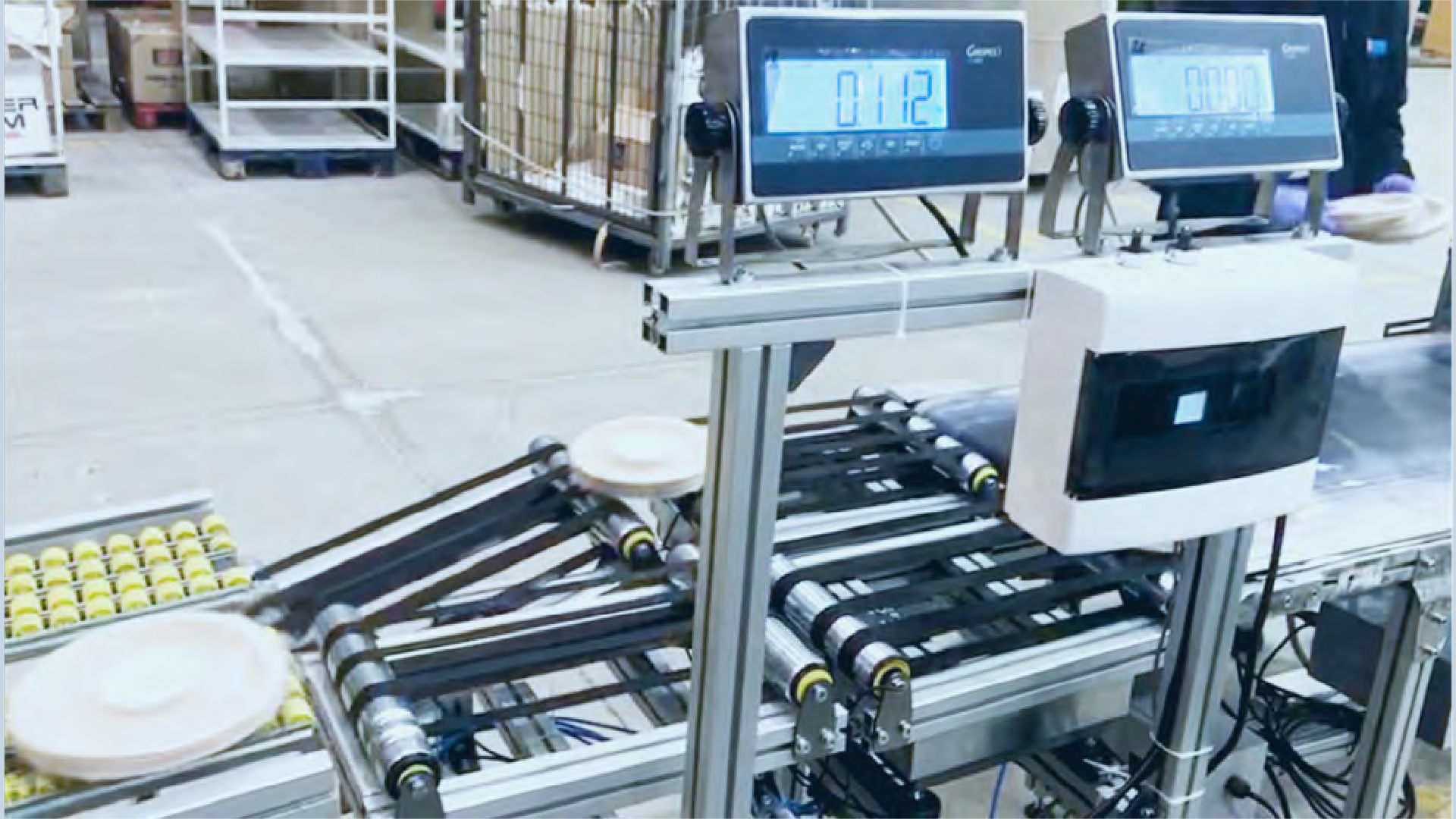 GIROPÈS: Solutions In The World Of Weighing