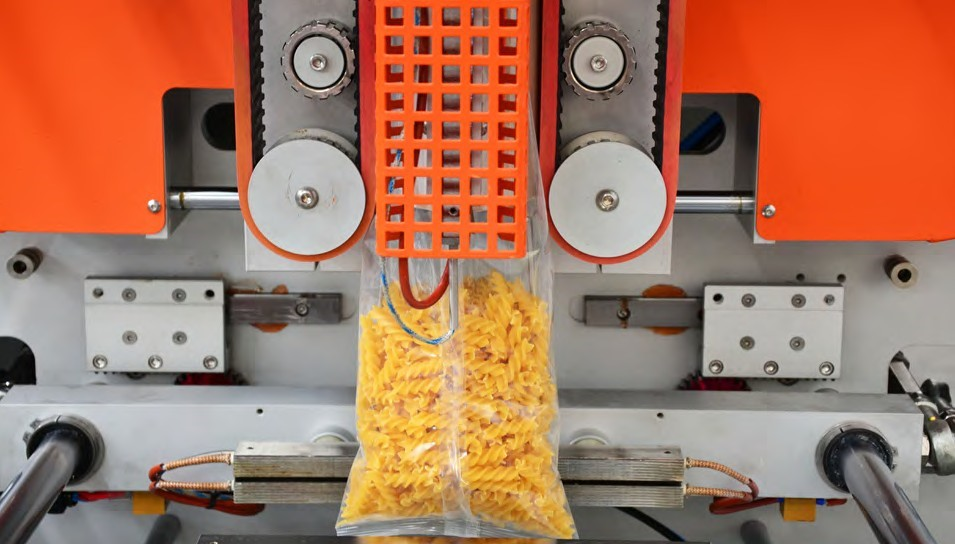 ESSEGI:                                                                              Targeted And Efficient Solutions                                                              Essegi engineers and produces special packaging systems for foodstuff, characterized by different solutions depending on customer's production requirements