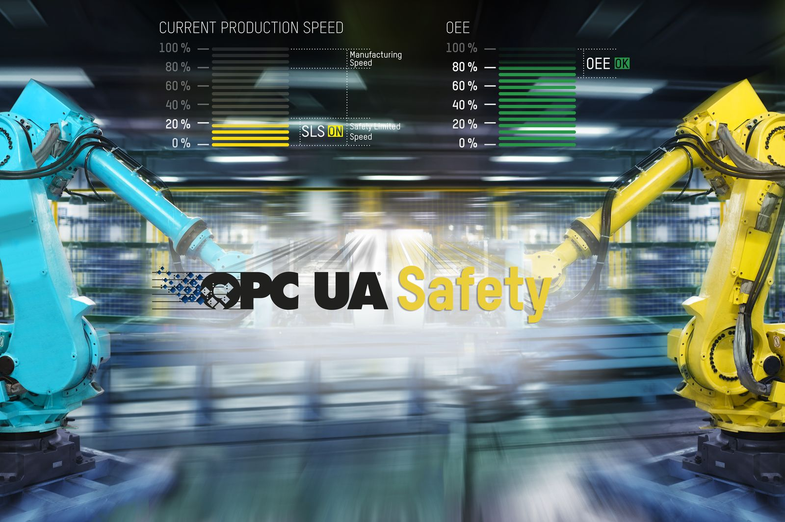 The youngest member of the OPC UA specification family – OPC UA Safety – enables safety communication in OPC UA networks
