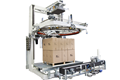 AUTOMATIC WRAPPING MACHINES FOR FOOD INDUSTRY